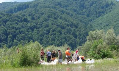 trekking, vadvizi evezés, rafting, vizitúra, vízitúrák, vadvízi evezés, kenuzás, kenutúrák, Kárpátalja, Ukrajna, ukrán vizitúra, ukrán vízitúra,